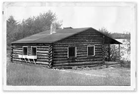 Historic Cabin Photo