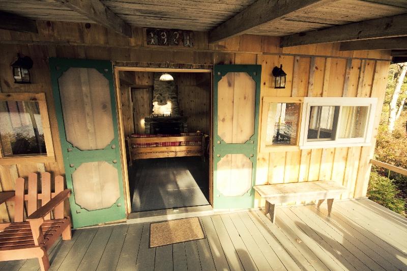 Blodgett Cabin