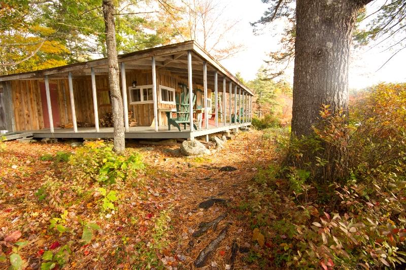 Blodgett Cabin 1
