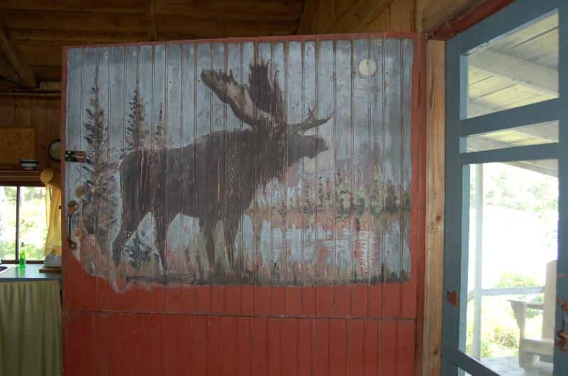 Blodgett Cabin Folk Atr
